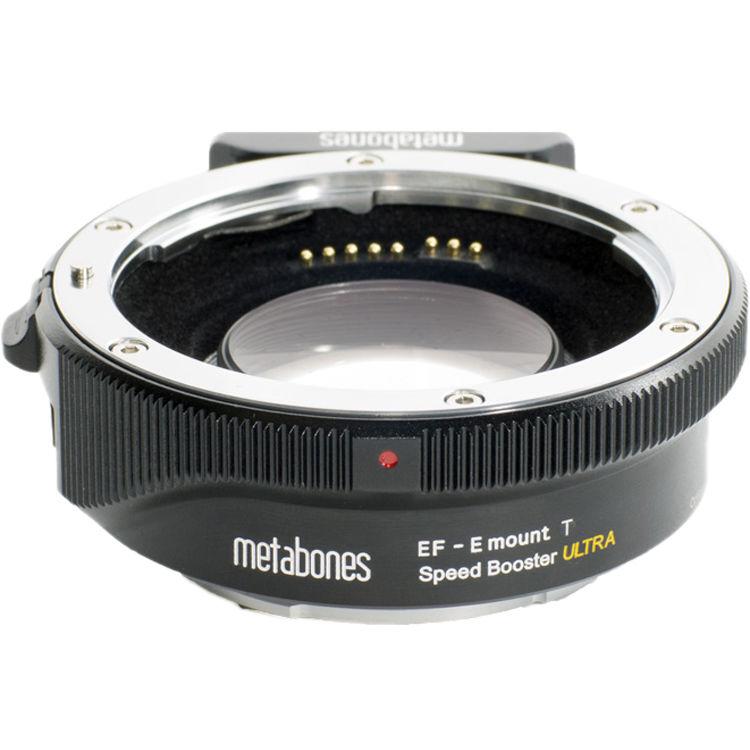 مبدل BT4 مانت لنز Canon EF برای دوربین های سونی E-Mount متابونز (نسل پنجم)
