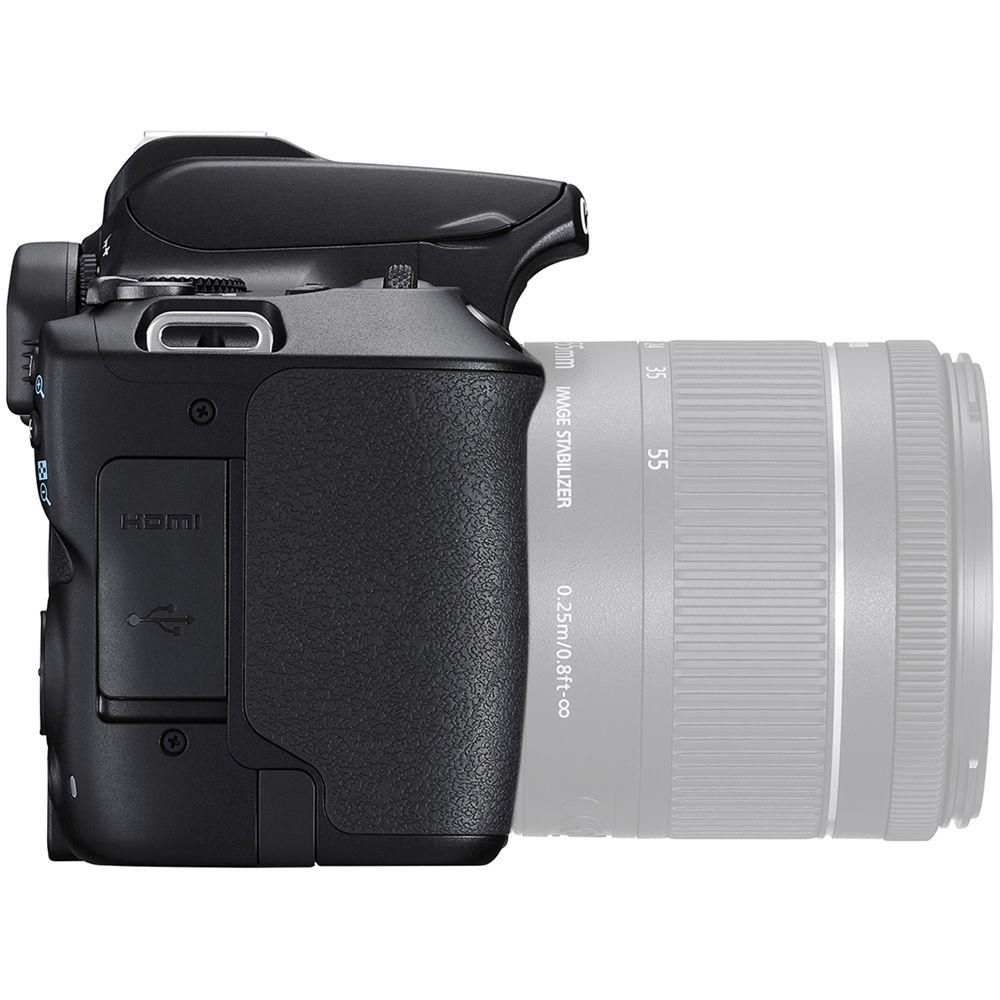 دوربین کانن مدل EOS Rebel SL3 (بادی / مشکی)