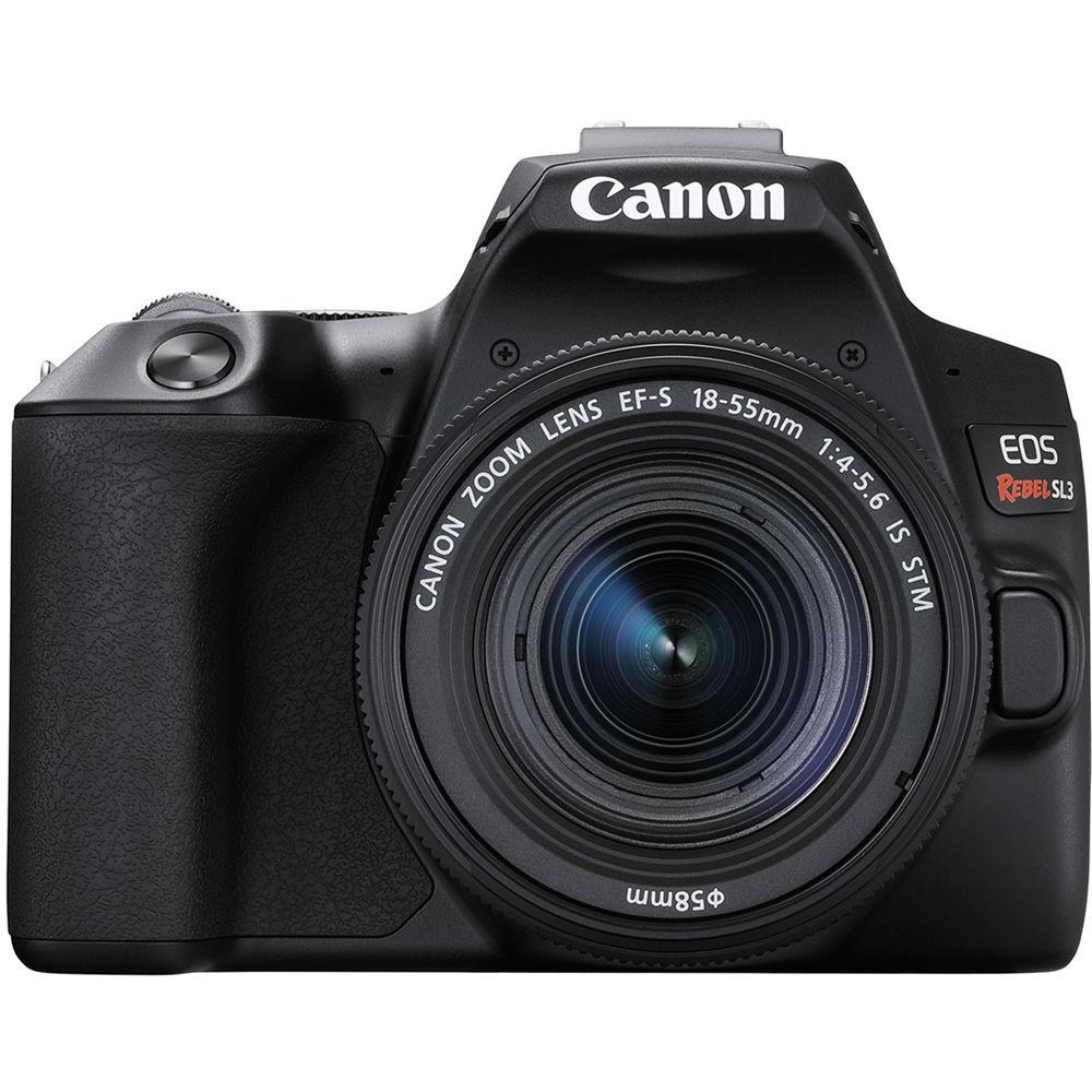 دوربین کانن مدل EOS Rebel SL3 همراه با لنز 18-55 میلیمتر