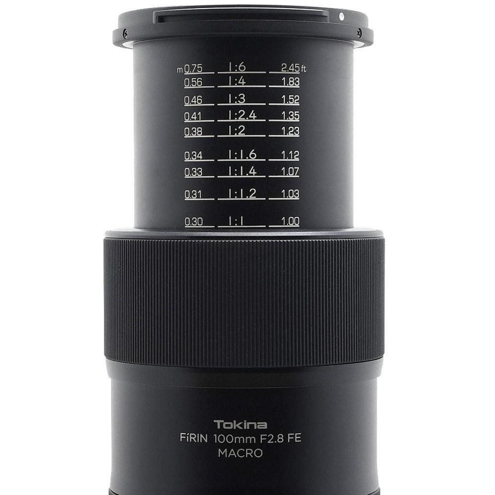 لنز توکینا مدل FiRIN 100mm f/2.8 FE مناسب برای دوربین سونی