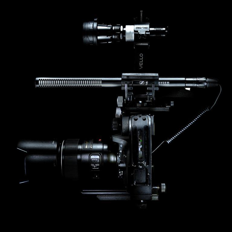 میکروفن سنهایزر مدل MKE 600