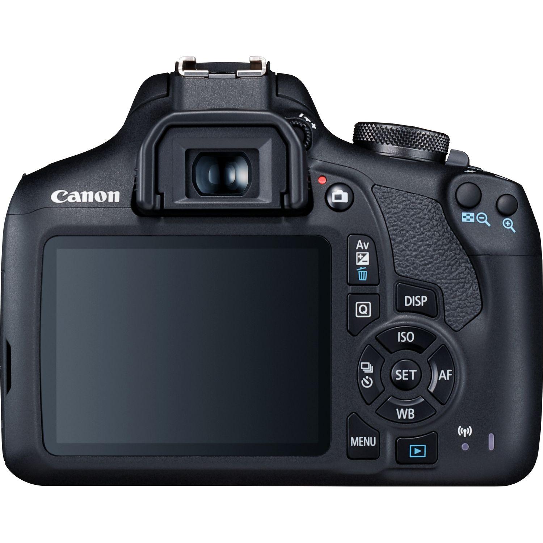 دوربین کانن مدل EOS 2000D همراه با لنز 55-18 میلیمتر IS II