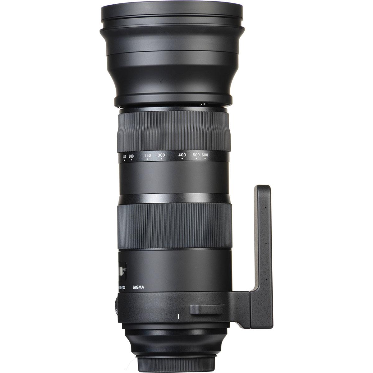 لنز سیگما مدل 150-600mm f/5-6.3 DG OS مناسب برای دوربین کانن