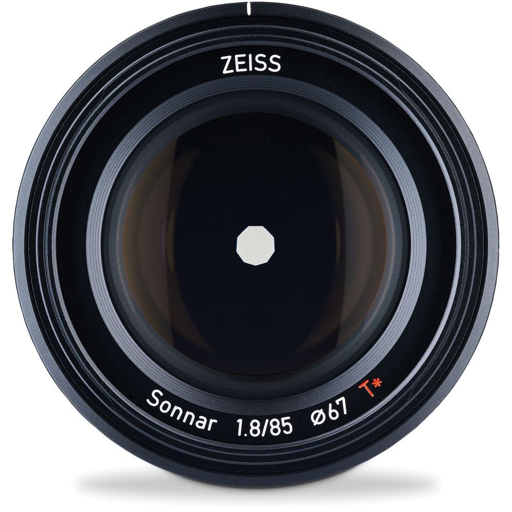 لنز زایس مدل Batis 85mm f/1.8 مناسب برای دوربین سونی
