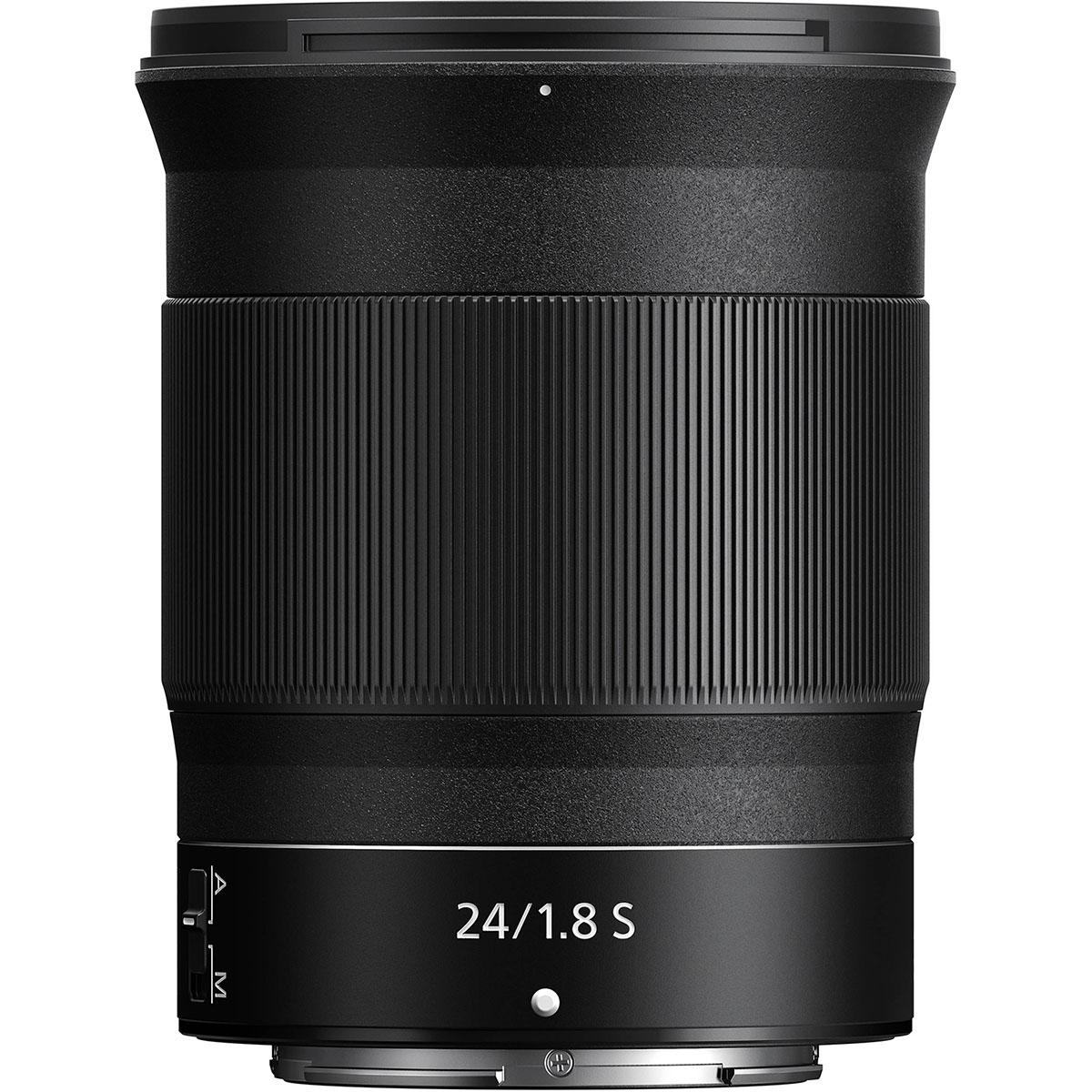 لنز نیکون مدل Z 24mm F1.8 S