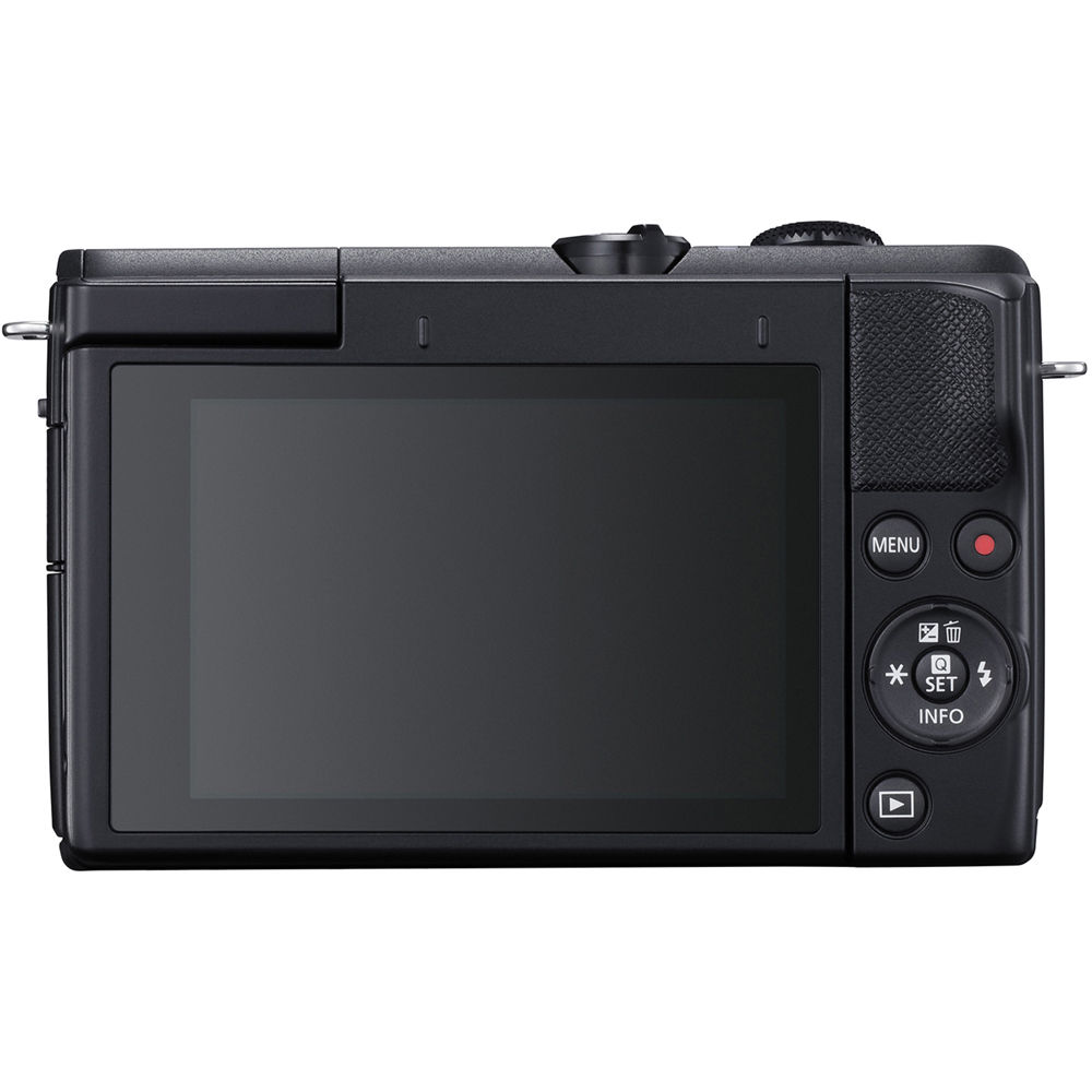 دوربین کانن مدل EOS M200 همراه با لنز 15-45 میلیمتر