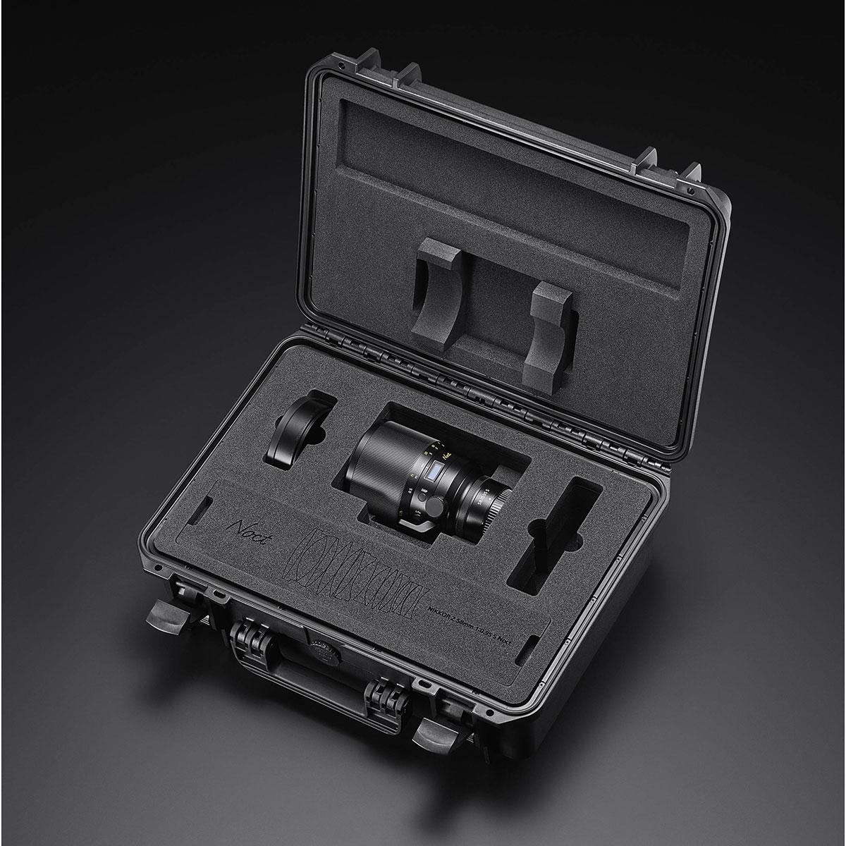 لنز نیکون مدل Z 58mm f/0.95 S