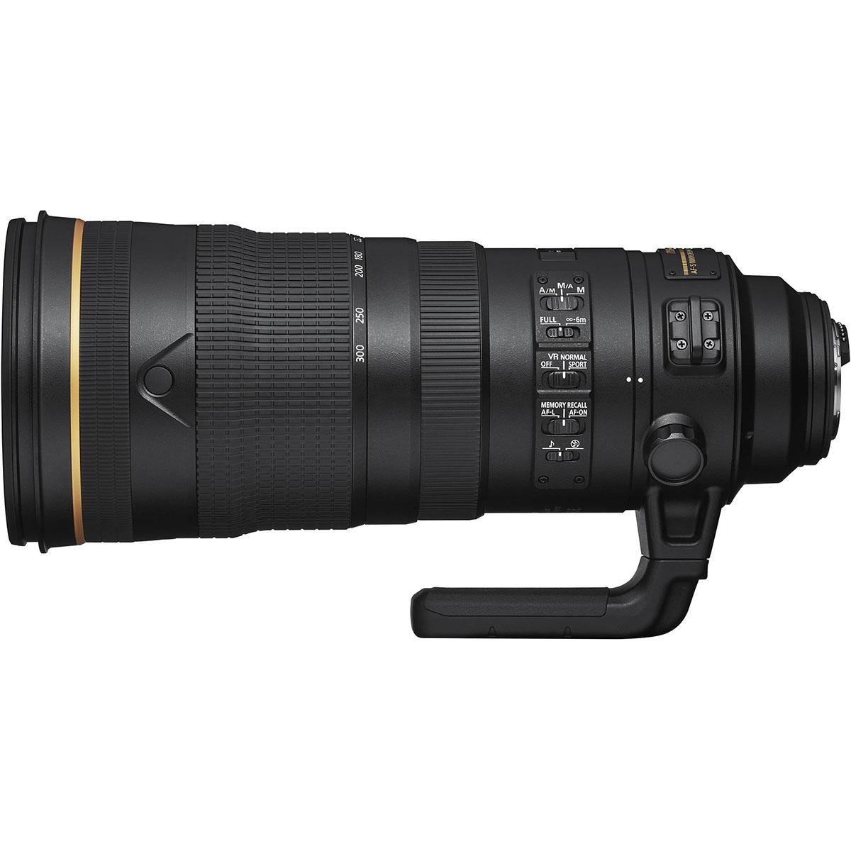 لنز نیکون مدل AF-S 120-300mm F2.8E FL ED SR VR