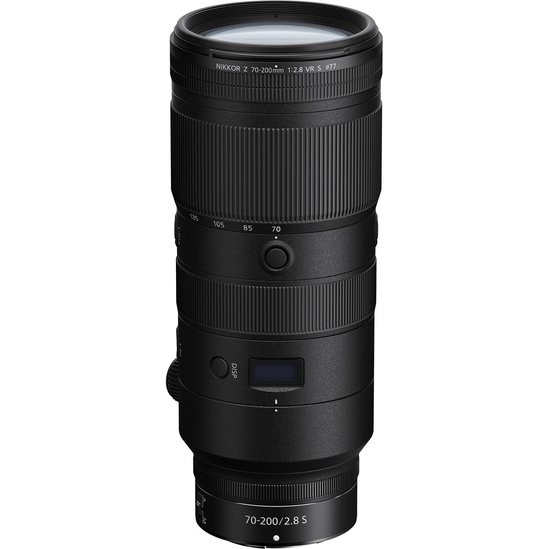 لنز نیکون مدل Z 70-200mm f/2.8 VR S