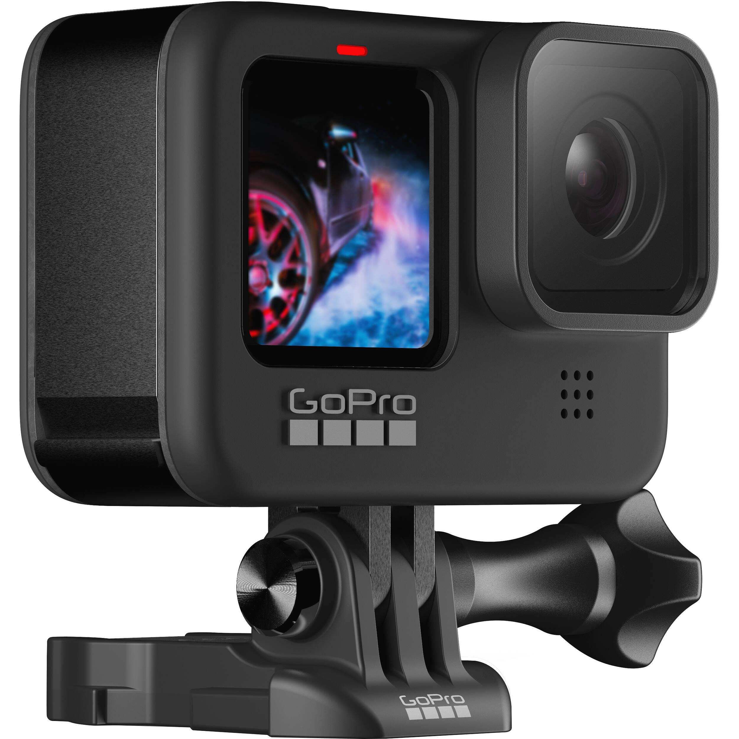 دوربین گوپرو مشکی مدل Hero 9