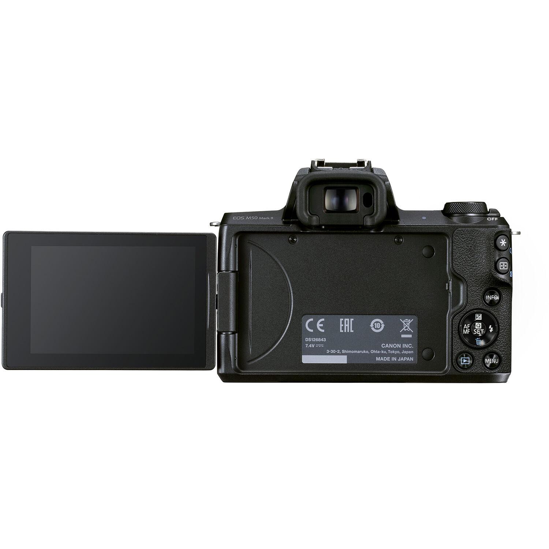 دوربین کانن مدل EOS M50 Mark II (بادی)