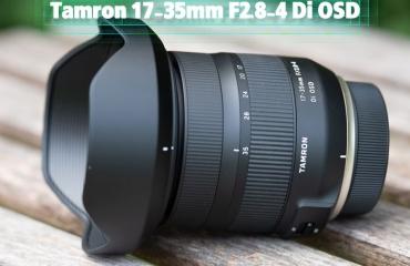 تامرون لنز زوم 17-35mm F2.8-4 را روانه ی بازار کرد