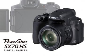 کانن دوربین SX70 خود را معرفی و عرضه نمود