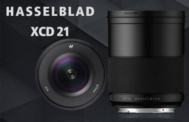 هاسلبلاد XCD 21mm F4 رونمایی شد