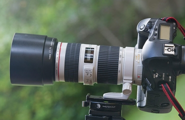 کانن رونمایی کرد EF 70-200mm F4L IS II USM