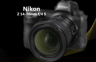 نیکون Z 14-30mm F4 S را رونمایی کرد