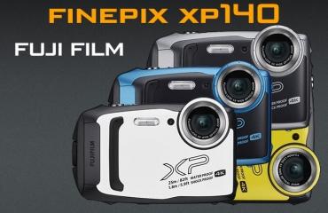 Fujifilm FinePix XP140 رونمایی شد
