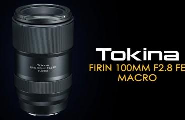 Tokina Firin 100mm F2.8 FE Macro معرفی شد