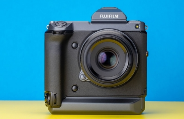 FUJIFILM GFX 100 Medium Format Mirrorless معرفی شد