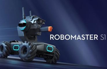 این بار DJI و ماشین کنترلی روبو مستر S1