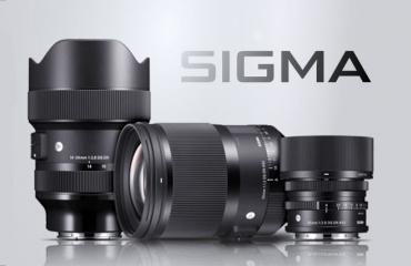 معرفی لنزهای جدید سیگما