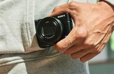 سونی دوربین Cyber-shot DSC-RX100 VII را رونمایی کرد