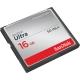 کارت حافظه CompactFlash سن ديسک مدل Ultra سرعت 333X 50MBps ظرفيت 16 گيگابايت