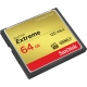 کارت حافظه CompactFlash سن ديسک مدل Extreme سرعت 800X 120MBps ظرفيت 64 گيگابايت