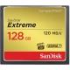 کارت حافظه CompactFlash سن ديسک مدل Extreme سرعت 800X 120MBps ظرفيت 128 گيگابايت