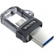 فلش مموری 16GBUltra Dual Drive m3.0 سن دیسک  SanDisk 16GB Ultra Dual m3.0 micro-USB Flash Drive