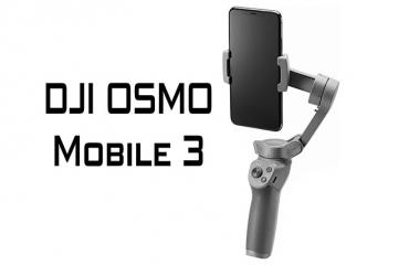 معرفی گیمبال دی جی آی مدل OSMO MOBILE 3