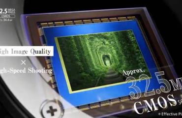 معرفی دوربین کانن EOS M6 Mark II