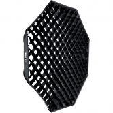 سافت باکس زنبوری 95 سانتی متر اس اند اس        S&S Octa Box 95cm With Grid