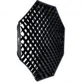 سافت باکس زنبوری 150 سانتی متر اس اند اس       S&S Octa Box 150cm  With Grid