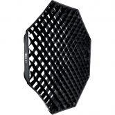 سافت باکس زنبوری 120 سانتی متر اس اند اس       S&S Octa Box 120cm With Grid