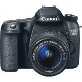 دوربین کانن مدل EOS 70D همراه با لنز 55-18 میلیمتر