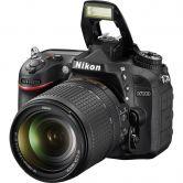 دوربین عکاسی نیکون D7200+18-140mm VR Lens
