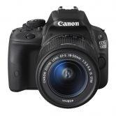 دوربین کانن مدل EOS 100D همراه با لنز 55-18 میلیمتر STM