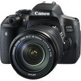 دوربین عکاسی کانن 750D+18-135mm STM Lens