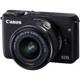 دوربین کانن مدل EOS M10 همراه با لنز 45-15 میلیمتر STM