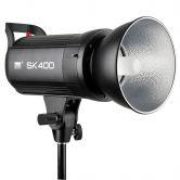 فلاش استودیویی SK400II اس اند اس