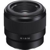 لنز سونی مدل FE 50mm f/1.8