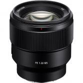 لنز سونی FE 85mm f/1.8
