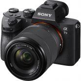 دوربین سونی مدل Alpha a7 III همراه با لنز 70-28 میلیمتر