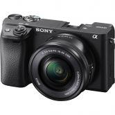 دوربین سونی مدل a6400 همراه با لنز 50-16 میلیمتر