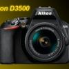 D3500 معرفی شد