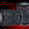 کانن از لنز زوم جدید خود رونمایی کرد Canon RF 24-105mm F4Lmm IS USM
