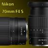 نیکون Z 24-70mm F4 S را رونمایی کرد