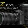 نیکون Z 24-70mm F2.8 S را رونمایی کرد