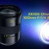 زایس لنز 100mm F1.4 از سری Otus را عرضه کرد